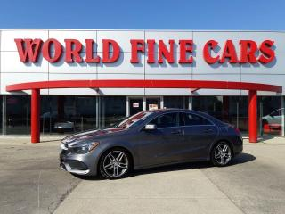 Used 2017 Mercedes-Benz CLA-Class 250 | 1-Owner! Accident Free! Ontario vehicle for sale in Etobicoke, ON