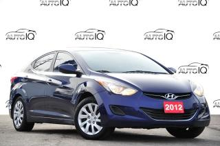 Used 2012 Hyundai Elantra GLS | FWD | 1.8L I4 ENGINE | 6-SPEED MANUAL for sale in Kitchener, ON