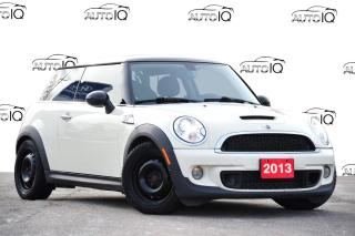 Used 2013 MINI Cooper Cooper S S | FWD | 1.6L I4 ENGINE | MOONROOF for sale in Kitchener, ON