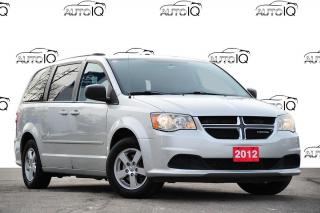 Used 2012 Dodge Grand Caravan SE/SXT SE | FWD | 3.6L V6 | 3rd ROW SEATS for sale in Kitchener, ON