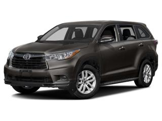 Used 2016 Toyota Highlander XLE for sale in Ancaster, ON