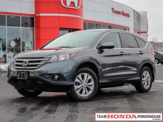 Used 2012 Honda CR-V EX-L for sale in Milton, ON
