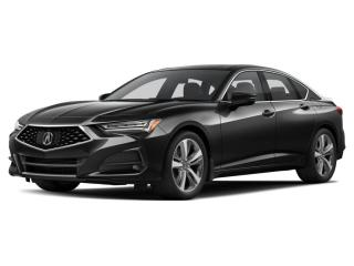New 2021 Acura TLX Platinum Elite for sale in Burlington, ON