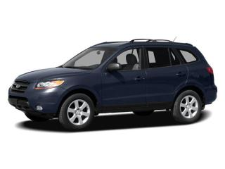 Used 2008 Hyundai Santa Fe for sale in Barrie, ON
