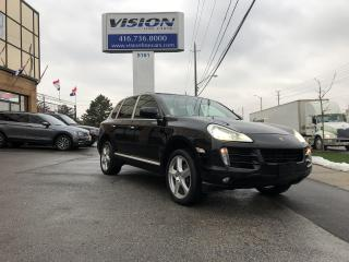 Used 2009 Porsche Cayenne AWD 4dr Tiptronic for sale in North York, ON