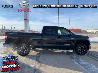 Used 2017 Toyota Tundra TRD Off Road  - Bluetooth -  SiriusXM for sale in Steinbach, MB