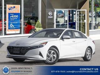 New 2021 Hyundai Elantra Essential for sale in Huntsville, ON