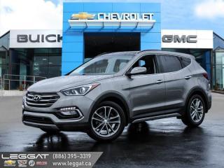 Used 2017 Hyundai Santa Fe Sport - Leather Seats for sale in Burlington, ON