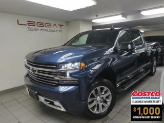 New 2021 Chevrolet Silverado 1500 High Country- for sale in Burlington, ON