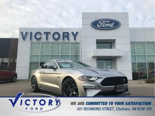 Used 2020 Ford Mustang ECOBOOST HIGH PERFORMANCE  ACTIVE EXHAUST  MAGNE-R for sale in Chatham, ON