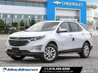 New 2021 Chevrolet Equinox LT TURBO | FWD | BLUETOOTH | HEATED SEATS | REAR VIEW CAMERA | KEYLESS ENTRY for sale in London, ON
