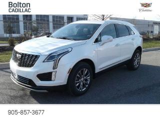 New 2021 Cadillac XT5 Premium Luxury - Navigation - $398 B/W for sale in Bolton, ON