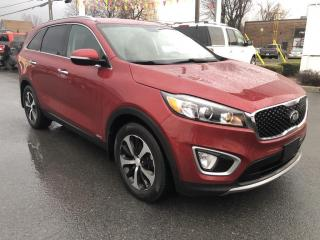 Used 2017 Kia Sorento 2.0L EX for sale in Cornwall, ON