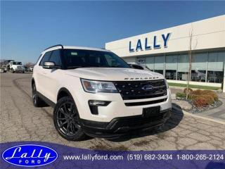 Used 2018 Ford Explorer XLT for sale in Tilbury, ON