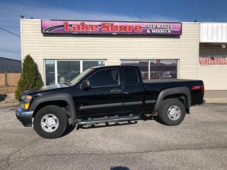 Used 2006 Chevrolet Colorado LS Z71 for sale in Tilbury, ON