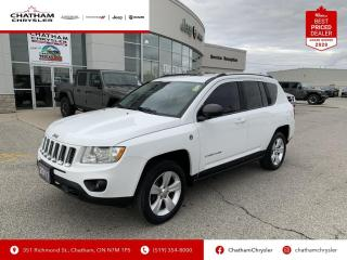 Used 2011 Jeep Compass 4WD 4dr Limited for sale in Chatham, ON