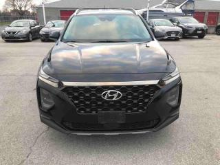 Used 2019 Hyundai Santa Fe 2.4L Essential AWD w/Safety Pkg/Dk Chrome Accent for sale in Burlington, ON