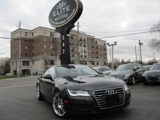 Used 2014 Audi A7 4DR HB QUATTRO 3.0L TDI PROGRESSIV for sale in Burlington, ON