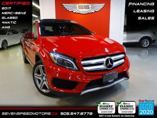 Used 2017 Mercedes-Benz GLA AMG 4MATIC | ACCIDENT FREE | FINANCE @ 4.65% for sale in Oakville, ON