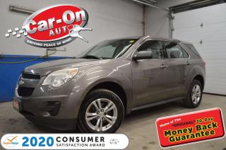 Used 2010 Chevrolet Equinox HEATED SEATS | SUPER CLEAN for sale in Ottawa, ON