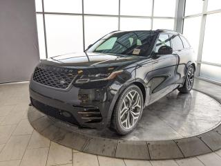 Used 2020 Land Rover Range Rover Velar 0% FINANCING AVAILABLE! for sale in Edmonton, AB
