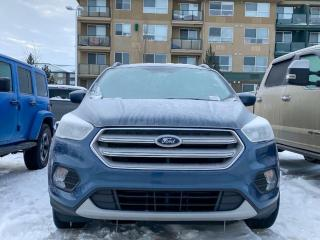 Used 2018 Ford Escape SE for sale in Red Deer, AB