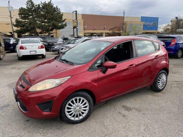 2011 Ford Fiesta 4 Door, Auto, Low Km, 3/Y Warranty Available
