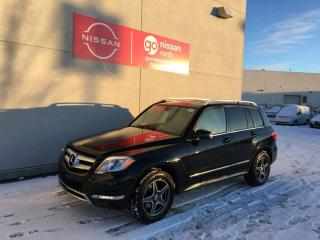 Used 2014 Mercedes-Benz GLK-Class GLK 250 BlueTEC for sale in Edmonton, AB