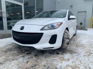 Used 2012 Mazda MAZDA3 GS SKY - AUTO, SPORT, BLUETOOTH, HEATED SEATS, REMOTE START AND MORE for sale in Edmonton, AB