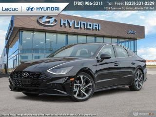 New 2021 Hyundai Sonata SPORT for sale in Leduc, AB