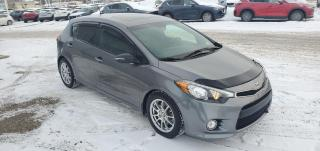 Used 2016 Kia Forte5 SX for sale in Regina, SK