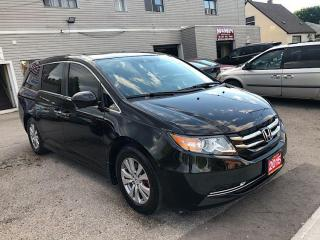 Used 2015 Honda Odyssey EX-L w/RES for sale in Scarborough, ON