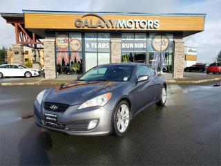 Used 2011 Hyundai Genesis 2.0T PREMUIM - Leather Interior, Heated Front Seats, Bluetooth for sale in Victoria, BC