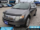 Photo of Gray 2010 Ford Edge