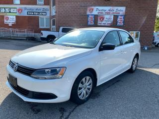 Used 2013 Volkswagen Jetta Trendline+/2L/ONE OWNER/SAFETY+WARRANTY INCLUDED for sale in Cambridge, ON