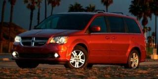 Used 2017 Dodge Grand Caravan SXT Premium Plus for sale in Virden, MB