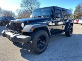 Photo of Black 2008 Jeep Wrangler