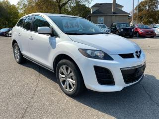 Used 2011 Mazda CX-7 GS/AWD/2.3 TURBO/SAFETY+WARRANTY INCLUDED for sale in Cambridge, ON