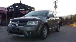 Used 2013 Dodge Journey R/T AWD for sale in West Kelowna, BC