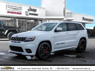 New 2021 Jeep Grand Cherokee SRT | GET AN ADDITIONAL $1250 BOUS CASH OFF for sale in Simcoe, ON