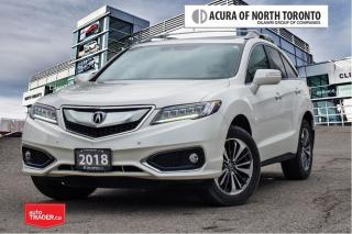 Used 2018 Acura RDX Elite at No Accident| Remote Start| 7Yrs Warranty for sale in Thornhill, ON
