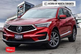 Used 2019 Acura RDX Elite at No Accident| 7Yrs Warranty Inc| Apple Car for sale in Thornhill, ON