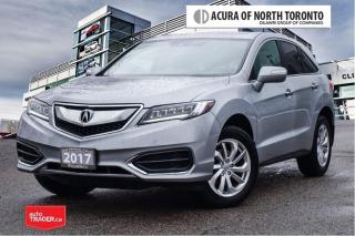 Used 2017 Acura RDX Tech at No Accident| Dealer Serviced| Remote Start for sale in Thornhill, ON