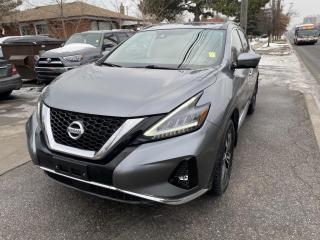 Used 2020 Nissan Murano AWD SV for sale in Toronto, ON