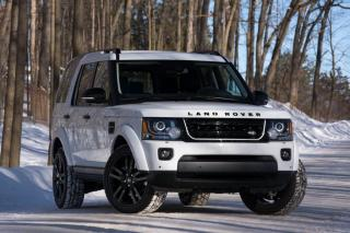 Used 2013 Land Rover LR4 LR4 HSE LUXURY for sale in Toronto, ON