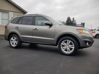 Used 2011 Hyundai Santa Fe AWD 4DR V6 AUTO GL for sale in Stoney Creek, ON
