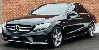 Used 2017 Mercedes-Benz C-Class C300 4MATIC Sedan for sale in Mississauga, ON