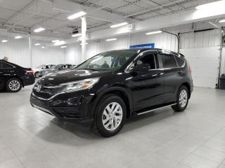 Used 2015 Honda CR-V SE AWD - CAMERA + SIEGES CHAUFFANTS !!! for sale in St-Eustache, QC