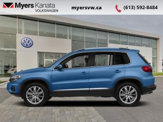 Used 2017 Volkswagen Tiguan Wolfsburg Edition  - Certified for sale in Kanata, ON