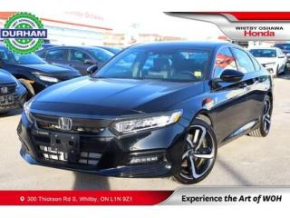 Used 2020 Honda Accord Sport | Manual for sale in Whitby, ON